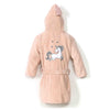 La Millou - Bathrobe Bamboo Soft | Medium | Powder Pink | Unicorn Sugar Bebe - Artock Australia