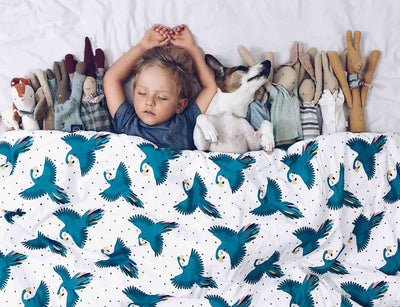 La Millou - Kid Kit Velvet - Hello World | Royal Navy - Artock Australia