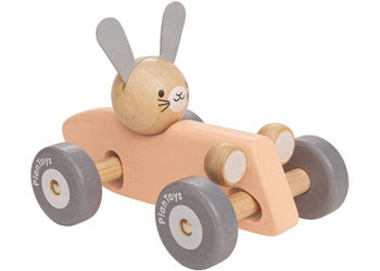 PlanToys | Bunny Racing Car | Artock Australia
