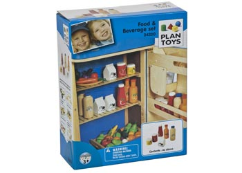 PlanToys | Food & Beverage Set | Artock Australia