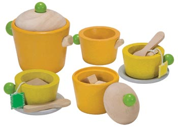 PlanToys | Tea Set | Artock Australia