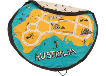 Play&Go | Toy Storage Bag - Australia Map | Artock Australia