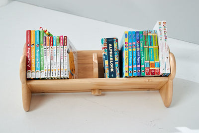 2 in 1 Tabletop Book Rack - MesaSilla - Artock Australia