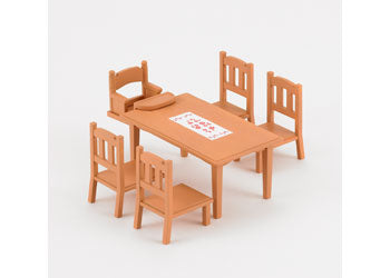 Sylvanian Families | Family Table and Chairs | Artock Australia