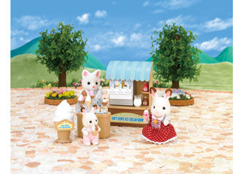 Sylvanian Families | Soft Serve Ice Cream Shop | Artock Australia