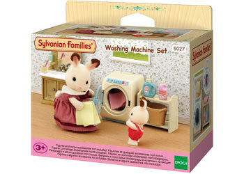 Sylvanian Families | Washing Machine Set | Artock Australia