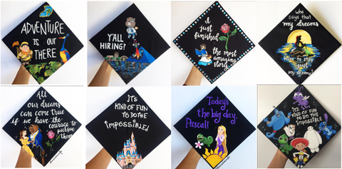 graduation caps kim s custom crafts