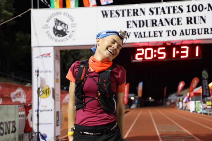 The 44th Annual Western States 100-Mile Endurance Run by Fiona Hayvice