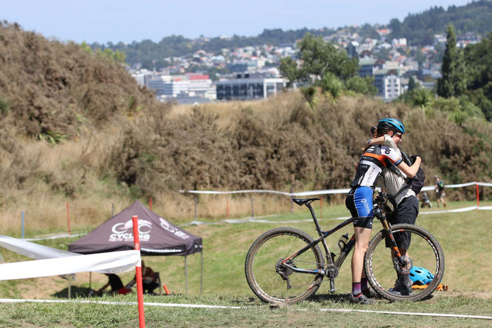Oceania MTB Champs: Race Report by Charlotte Rayner