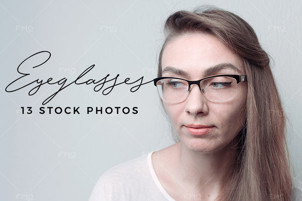 Photo - Eyeglasses: 13 Stock Photos