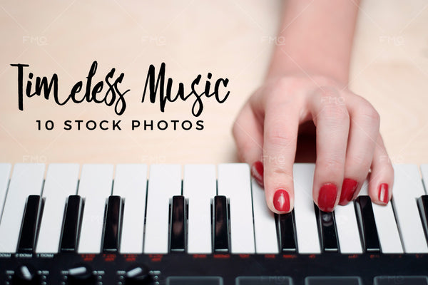 Photo - Timeless Music: 10 Stock Photos