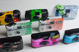 DISPOSABLE CAMERA SERVICE