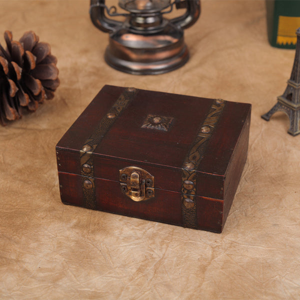 Antique Decorative Jewelry Box-GearGifts.com