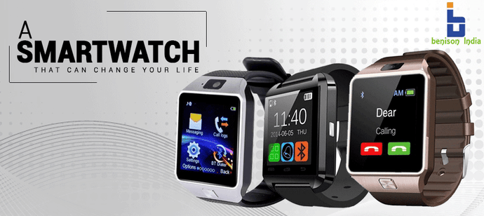 A Smartwatch that can change your Life!