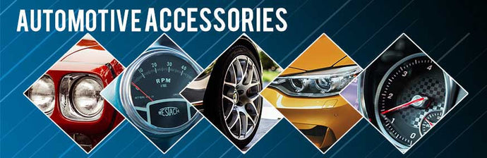 Styling accessories for bike/car