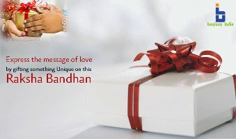 Raksha Bandhan - Make your sibling happy with a perfect buy from Benison India!