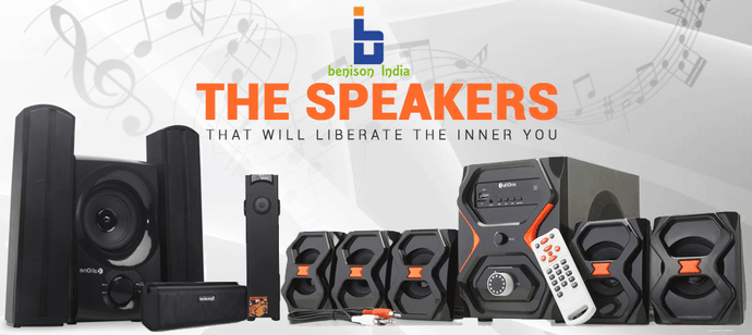 The Speakers that will Liberate the Inner You