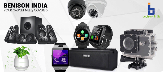 Benison India - Your gadget need, covered !