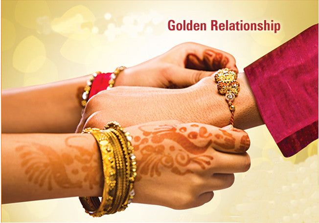 Happy Raksha Bandhan!!! Celebrate the bond of love
