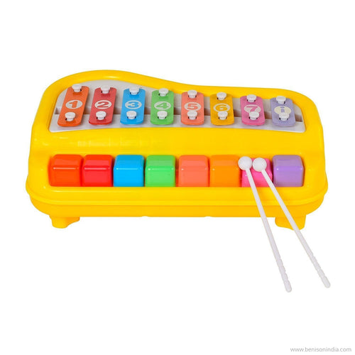 8 Keys Children Toy Happy Xylophone | Benison India