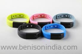 Benison India Bluetooth 4.0 E06 Healthy Living Waterproof Sports & Fitness Bracelet-Benison India-Benison India