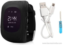 Benison India Child GPS Wrist Watch with SOS Call Monitor & Anti Lost Monitor-Mobile Accessories-Benison India-Benison India