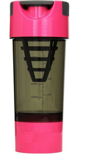 Benison India Cyclone Shaker Bottle-Health & Personal Care-Benison India-Pink-Benison India