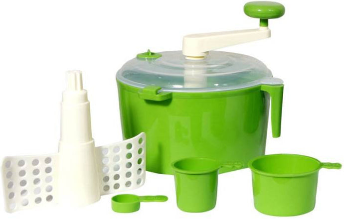 Easy Atta Dough Maker (Green Color)- Benison India