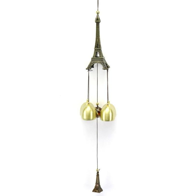 Benison India Eiffel Tower 4 Bells (15 inch)-Benison India-Benison India