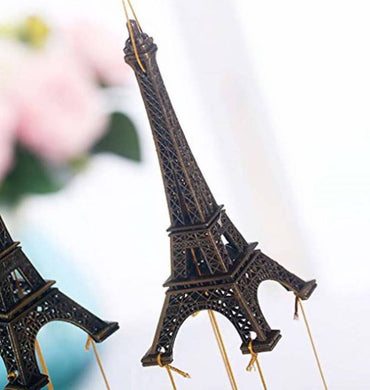 Benison India Eiffel Tower 4 Bells (22 inch)-Benison India-Benison India