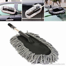 Benison India Microfiber Car Duster & Glass Scrape Cleaner-Benison India-Benison India