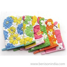 Benison India Microwave Oven Pot Holder Thermal Pad & Heat Proof Hand Gloves-Benison India-Benison India