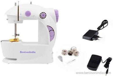 Benison India Ming Hui Imported Portable Sewing Machine-Home Appliances-Benison India-Benison India