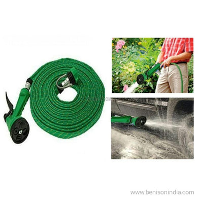 Benison India Multifunctional Water Spray Gun 10 Mtr Hose-Car/Vehicle Cleaning High Pressure Washer-Benison India-Benison India