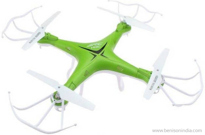 Benison India Nano Explorers 2.4G 4CH 6 Axis RC Toy Drone-Benison India-Benison India