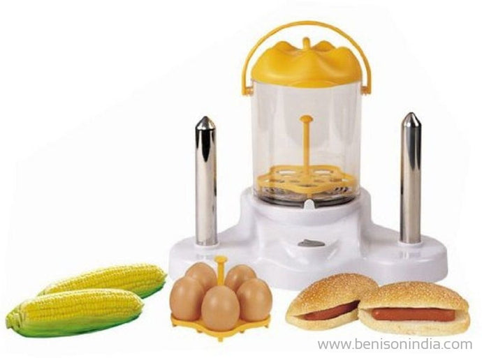 Benison India Percfect All-in-One Kitchen Gadget - 1.5 L Popcorn Maker-Benison India-Benison India