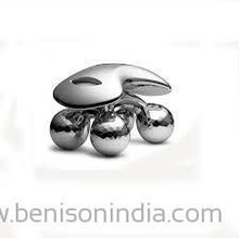 Benison India Portable 4D Microcurrent, Solar, Roller Skin and Body Massage Device-Benison India-Benison India