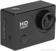 Benison India Powershot GoPro 1080P Full HD Waterproof Sports Camera with LED Screen-Benison India-Benison India