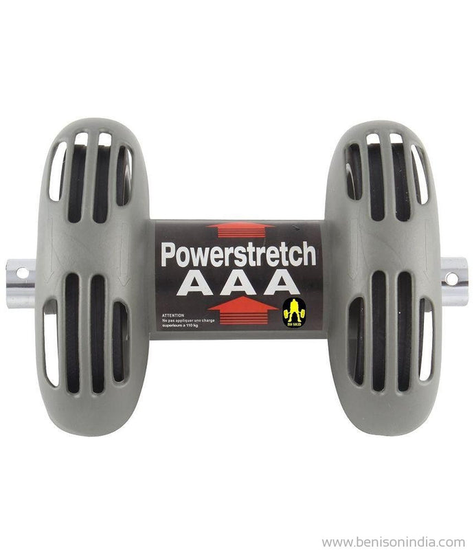 Benison India Powerstretch Ab Roller Wheel-Benison India-Benison India