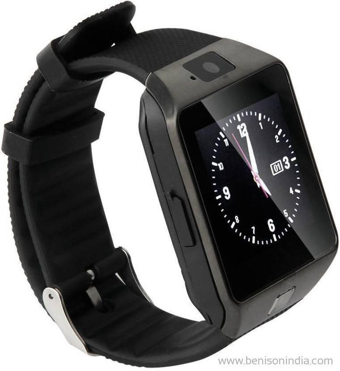 019527420 ... Benison India Smartwatch with SIM Slot   Memory Card Slot
