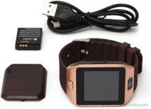 Benison India Smartwatch with SIM Slot & Memory Card Slot, Bluetooth and Fitness Tracker (Multicolour)-Benison India-Benison India