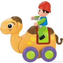 Benison India Swing Animal Show Loyal Camel with Four Wheels-Benison India-Benison India