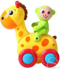 Benison India Swing Animal Show Smart Deer with Four Wheels-Benison India-Benison India
