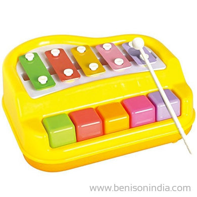 Benison India Xylophone Piano with 6 pcs of Scores and Sticks-Benison India-Benison India