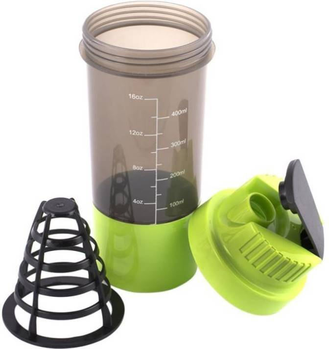 Benison IndiaMulti Utility Sports Shaker cum Sipper-Benison India-Green-Benison India