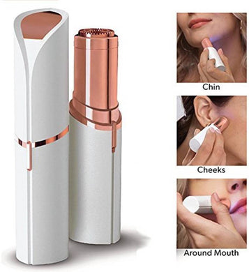 Benison India™ 18K Gold Women's Painless Hair Remover Lipstick Design-Health & Personal Care-Benison India-Benison India