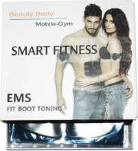 Benison India™ Smart Fitness EMS fit boot toning-Benison India-Benison India