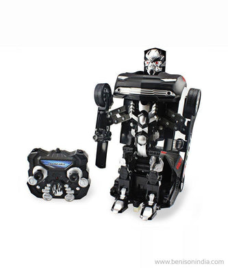 Bension India Autobot Deformation Innovative Toy (Transforming Car into Robot)-Benison India-Benison India