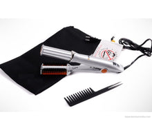 Bension India Instyler Rotating Iron Straightener and Hair Curler-Benison India-Benison India