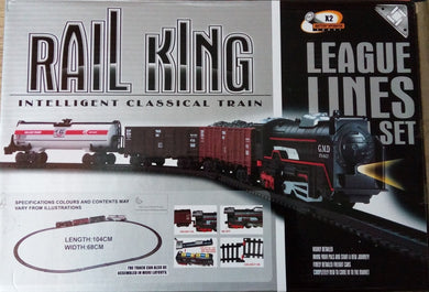 Rail King Intelligent Classical Express Train | Benison India